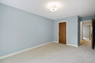 Master bedroom with new carpet
