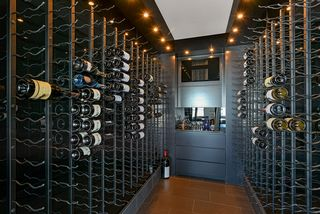 Temperature Controlled Wine Cellar
