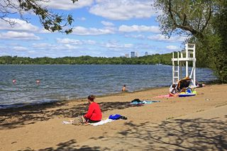 Lake Harriet South Beach