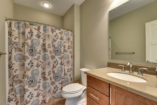 3/4 Lower level bathroom