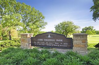Como Zoo and Park close for entertainment & relaxing