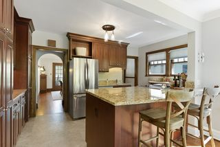 Fabulous cabinet space and pantry storage. Newer stainless appliances.