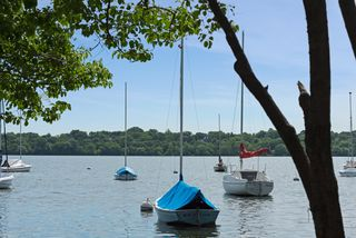 Boating options at Lake Harriet