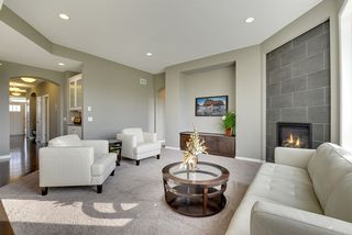 Gas Fireplace and Entertainment Center
