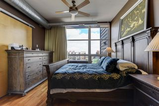 Private master bedroom boasts floor to ceiling windows as well!