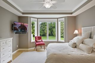 Master Bedroom with Sellers Own Furniture