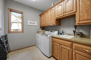 What's not to love about this spacious main floor laundry?