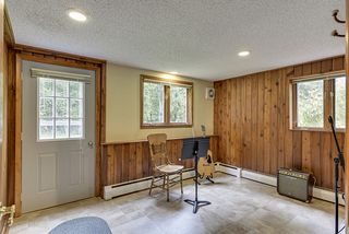 Currently used as music room, lower level has multiple use options, formerly used as HOT TUB area!
