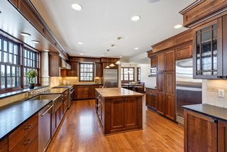 Custom Kitchen by Woodshop of Avon