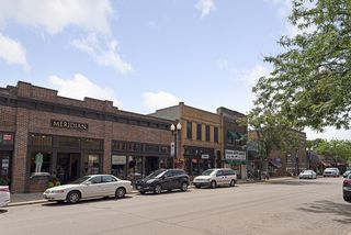 Downtown historic Excelsior