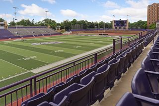 Check out the Sporting events at St. Thomas University