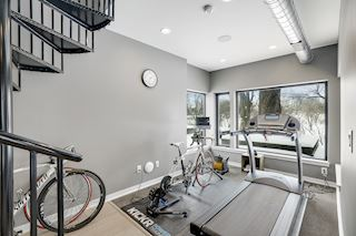 Exercise room/ office