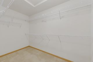Owners walk-in closet