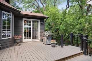 Newer Expansive, Maintenance Free Deck