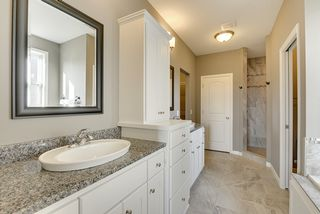 Dual Vanities with Granite Tops