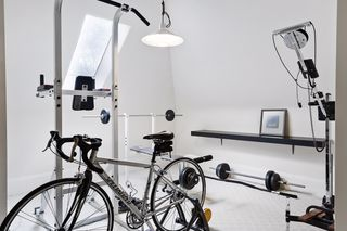 Work out in your own private gym - 3rd Floor