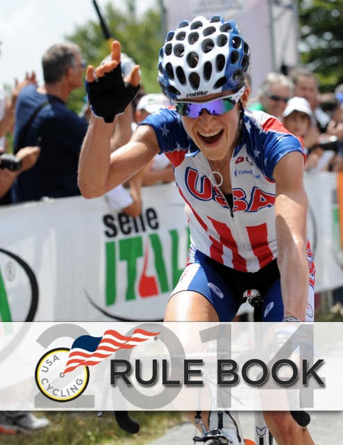2014 Rule Book Cover