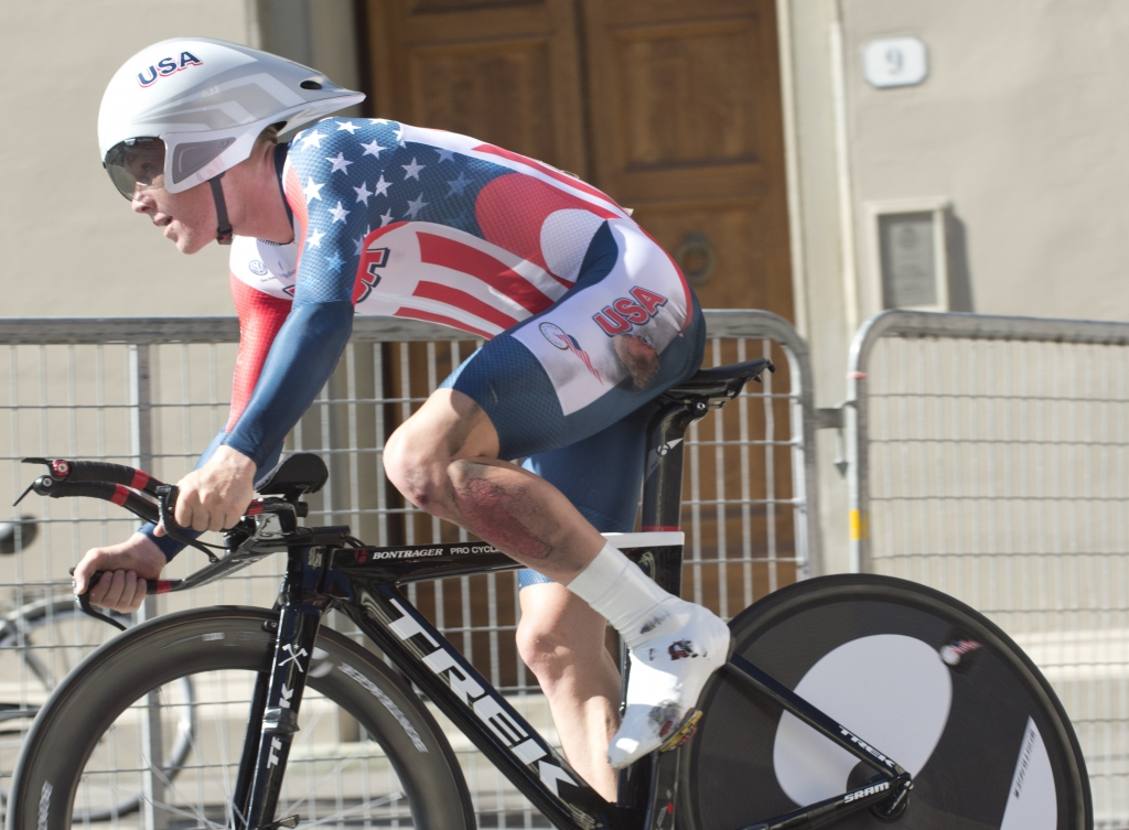 Lawson was 5th in the TT at U23 Road Worlds this year, even after crashing.