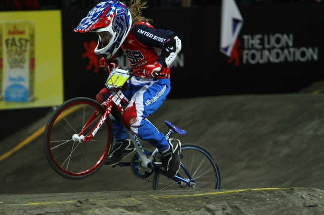 Dane Morales won his second consecutive world championship in New Zealand