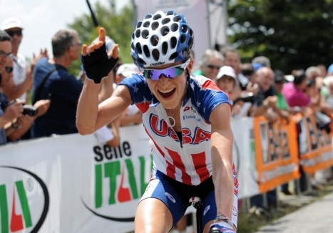 Collegiate cycling builds invaluable assets and elite careers for women