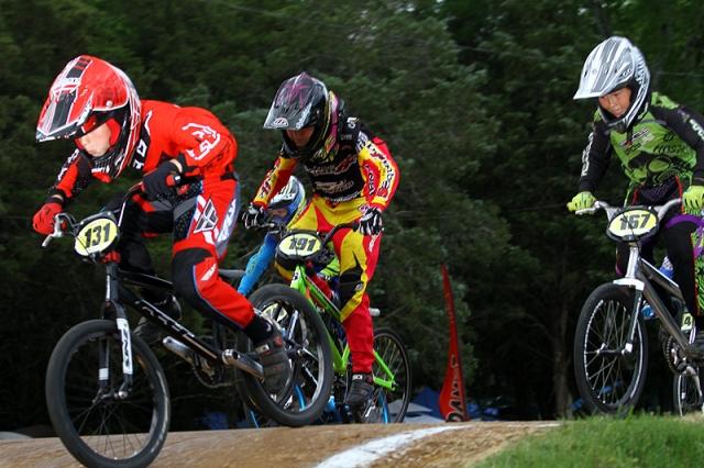 Amateur BMX 16