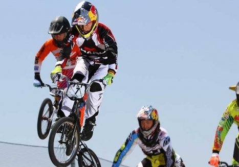 UCI North American Continental BMX slated for March 30 in Chula Vista