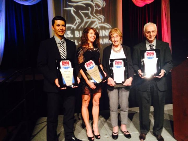 USBHOF 2013 Inductees
