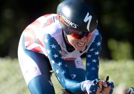U.S. cyclists won 152 world championship medals in 2013
