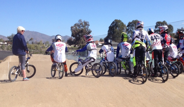 2014 BMX Development Camp #1