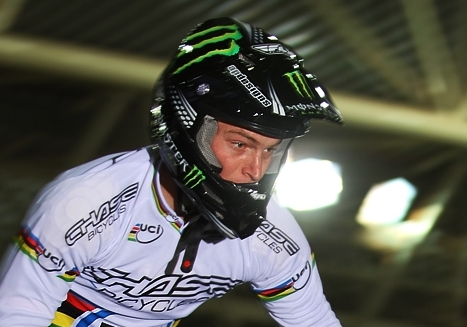 Twelve U.S. riders advance to finals at BMX World Cup