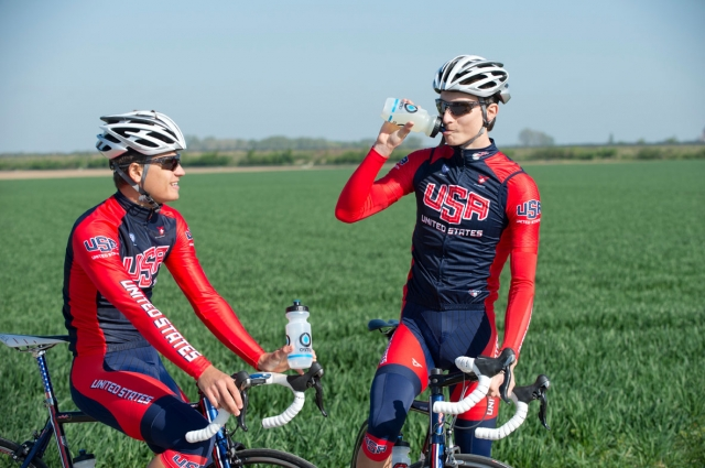 Osmo Nutrition will provide hydration and recovery products to USA Cycling athletes.