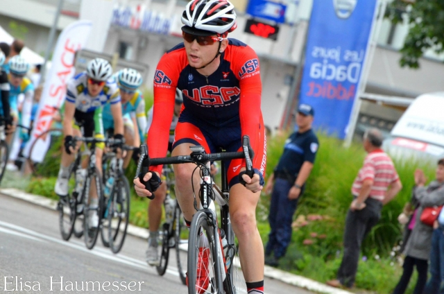 Logan Owen took 46th at the Tour Alsace.