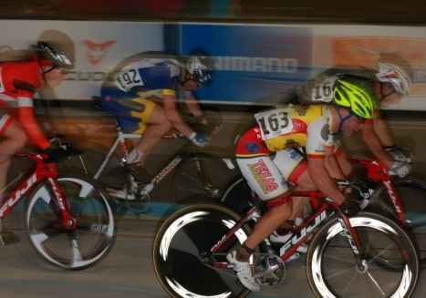 Seventeen national champions crowned on day one of Masters Track Nationals
