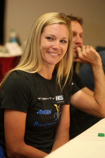 Alison Tetrick is an athlete representative on our Professional sport committee