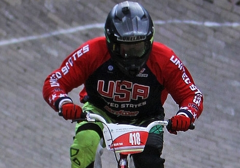Three fourth-place efforts highlight day three of BMX Worlds for Team USA