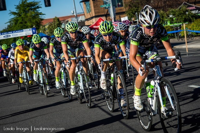 Team TIBCO/To the Top won the NRC women's team title.