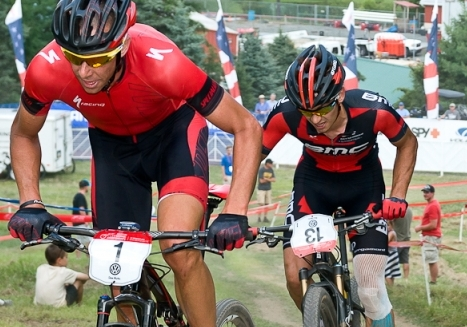 Ettinger, Gould close strong on final day of Cross-Country Mountain Bike Nationals