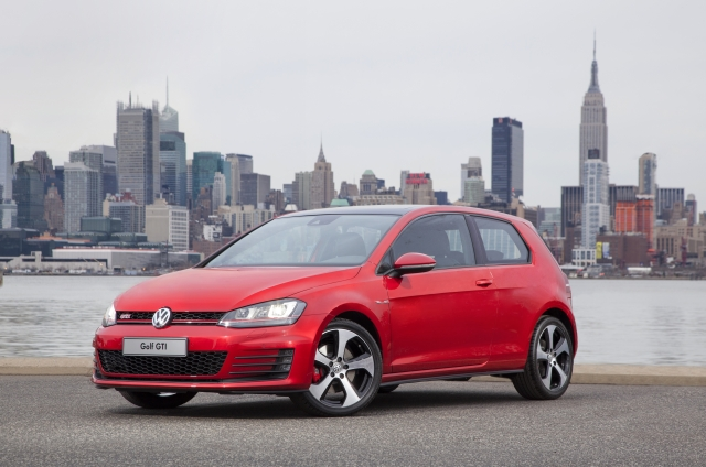 Winners of the 2014 road races will win a Volkswagen GTI