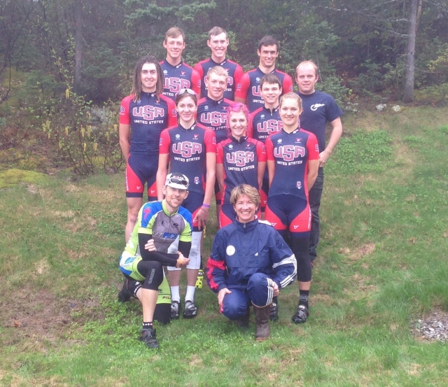 The USA Cycling Jr. and U23 Development Race Camp spent 15 days in Quebec rticipating in the first two installments of the Canada Cup series.
