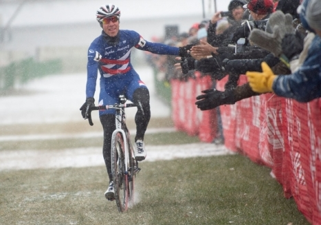 Pro CX: Powers, Mani hold leads at Jingle Cross