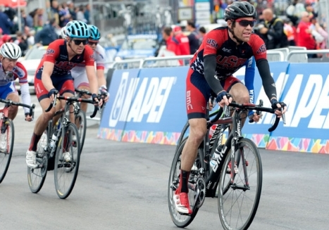 Strong showing by Bookwalter and Howes as Road Worlds conclude