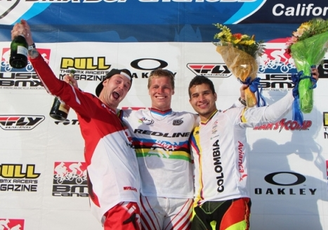 Nic Long, Alise Post ride to medals in Supercross World Cup final on Saturday