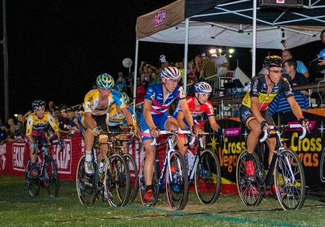 Clif Bar CrossVegas Selected to kick off 2015-16 UCI Cyclo-cross World Cup