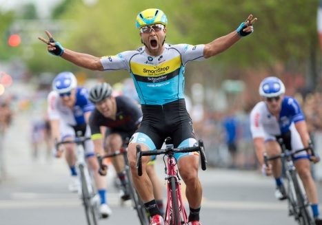 Marcotte Makes History at Crit Nationals, Ryan Earns Her First