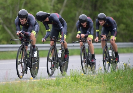 Hincapie, Optum Own the Tollway in Greenville