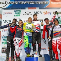 Long and Post find the podium in the World Cup series in Manchester