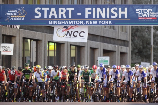 NCC: Individual standings unblemished at Chris Thater Memorial