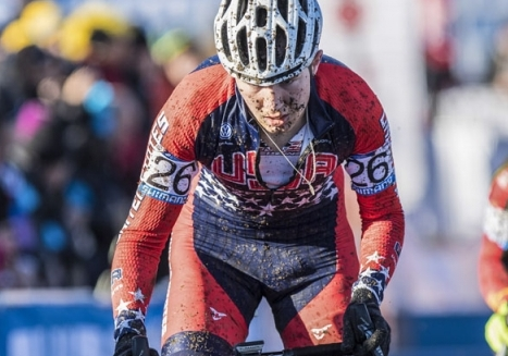 U.S. picks up top-20 finishes at CX Worlds