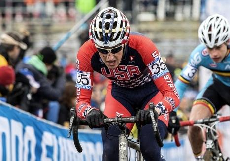 Hecht, Antonneau challenge World Championships podiums