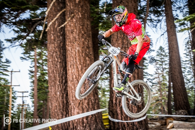 Mitch Ropelato won the first ever men's pro enduro national championship.